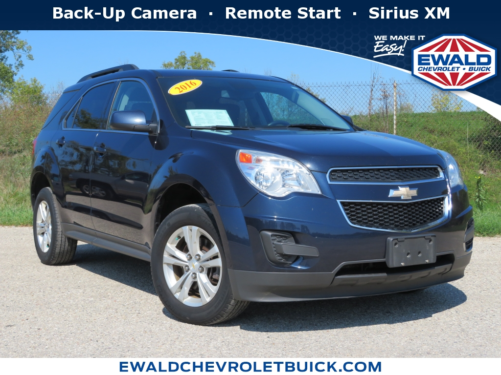2015 Chevrolet Equinox LT, 19C885A, Photo 1