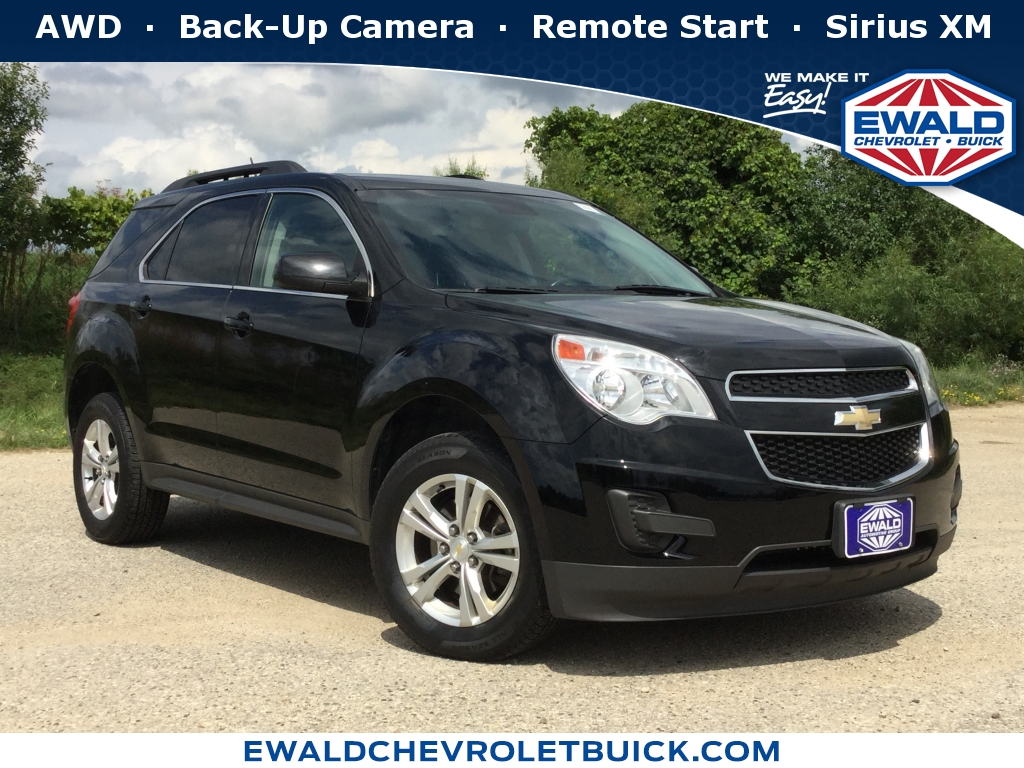 2015 Chevrolet Equinox LS, GN4340A, Photo 1
