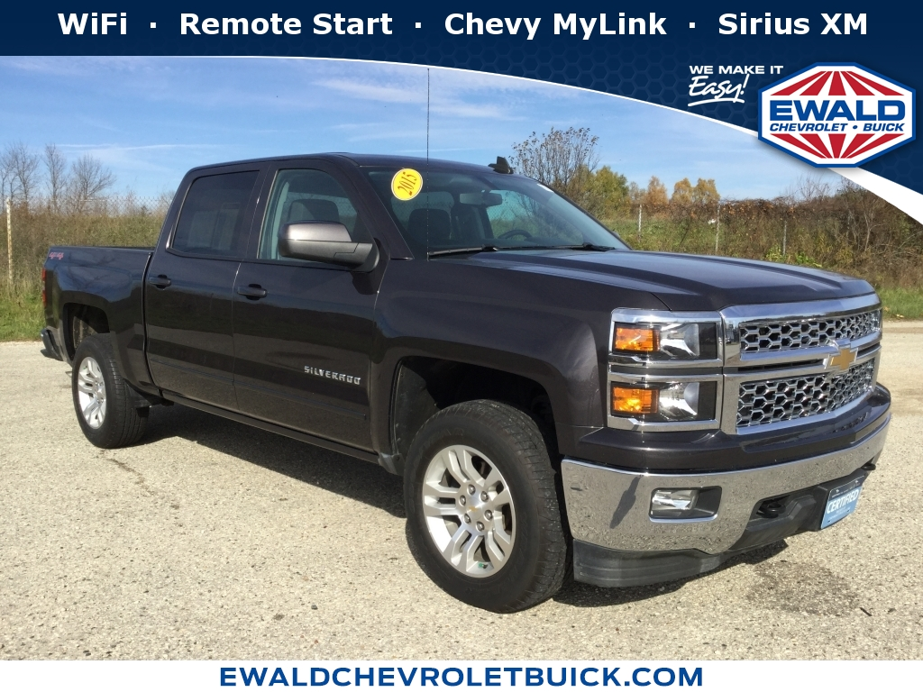 2015 Chevrolet Silverado 1500 LT, GP3903, Photo 1