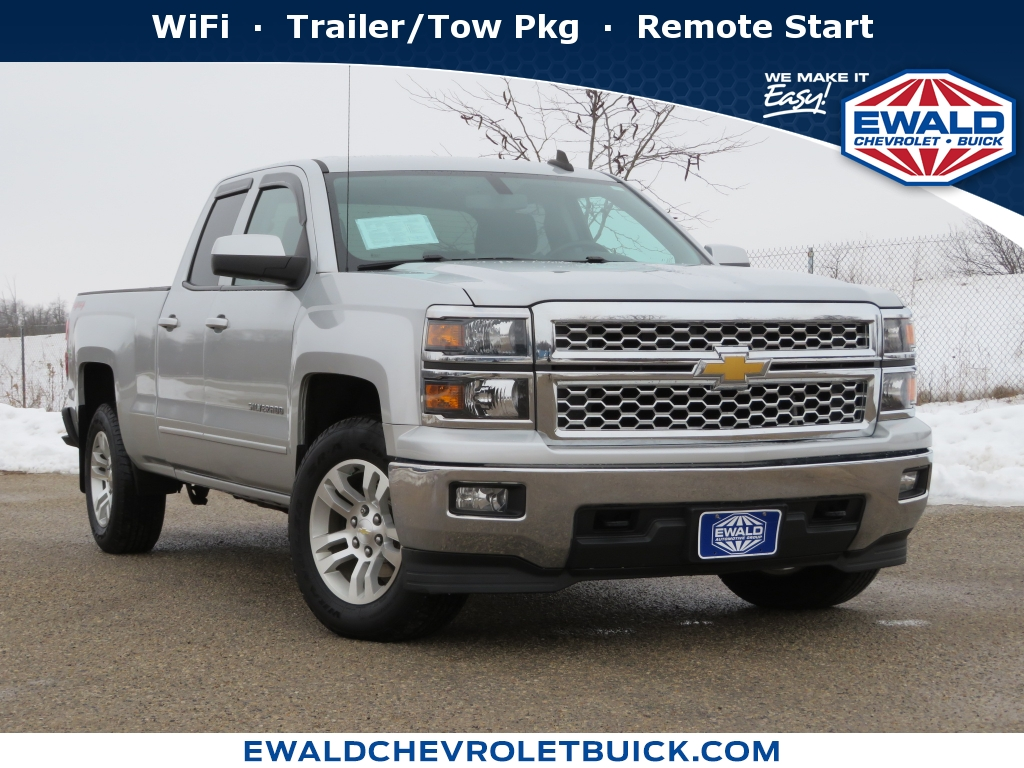 2015 Chevrolet Silverado 1500 LT, 20C101B, Photo 1