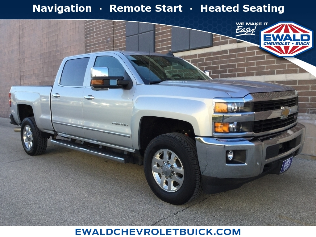2015 Chevrolet Silverado 2500HD Built After A LT, GP4189, Photo 1