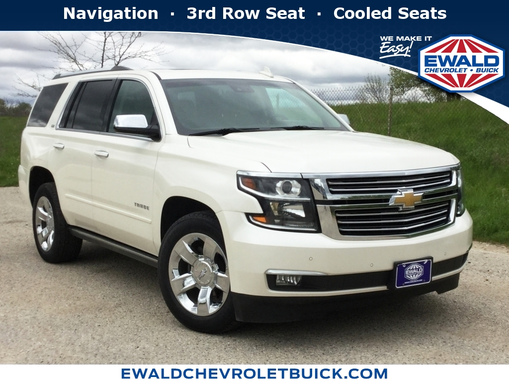 2015 Chevrolet Tahoe Commercial, 19CF257A, Photo 1