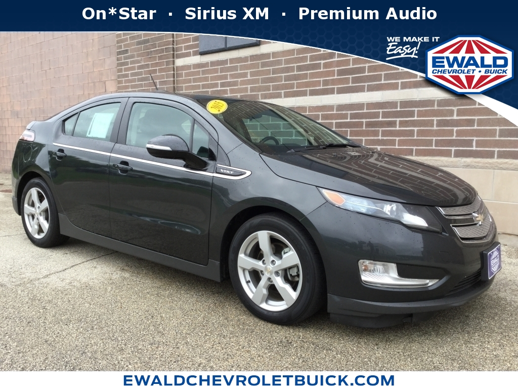 2015 Chevrolet Volt 5dr HB, GN3980, Photo 1