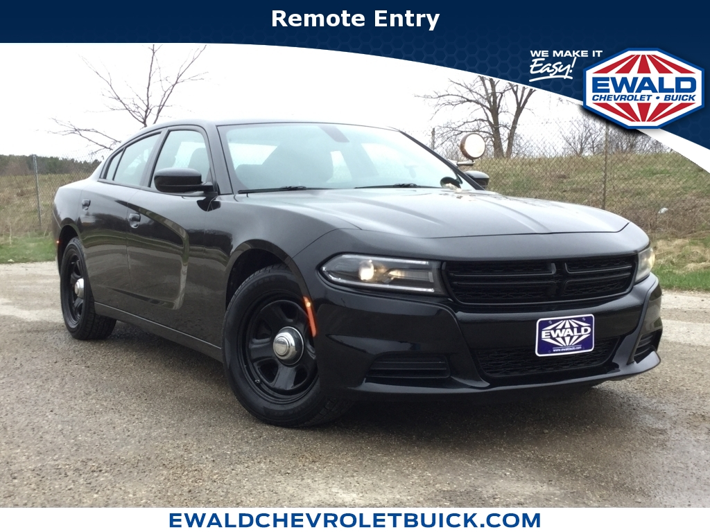 2017 Dodge Charger Police, GP4383, Photo 1