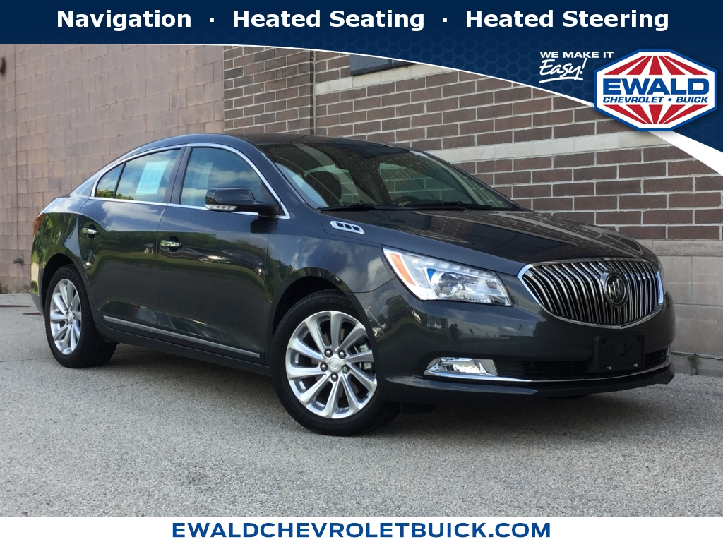2017 Buick Regal Sport Touring, GP4376, Photo 1