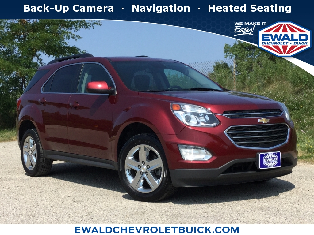 2016 Chevrolet Equinox LT, GP4504, Photo 1