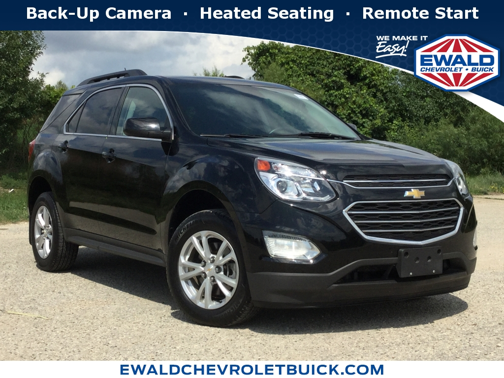 2016 Chevrolet Equinox LT, GP4489, Photo 1