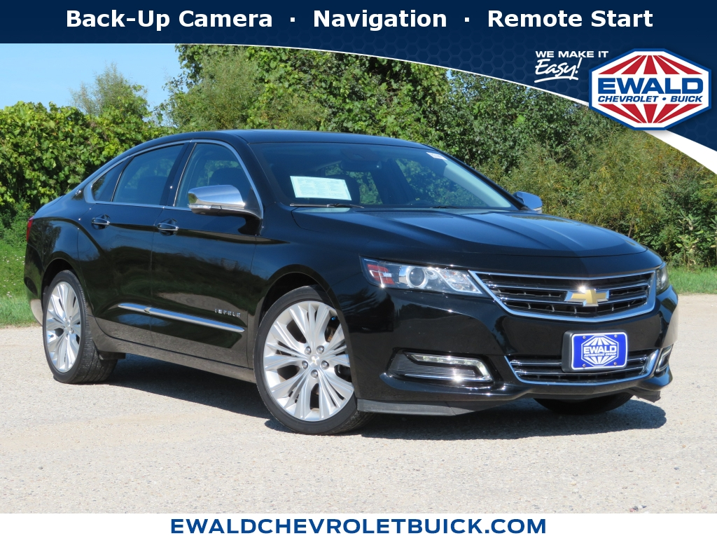 2019 Chevrolet Impala LS, 19C1003, Photo 1