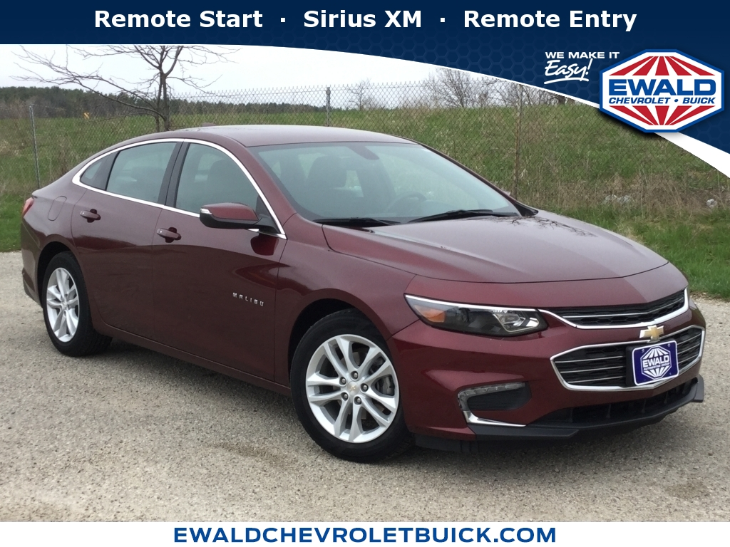 2016 Chevrolet Malibu LT, GN4432, Photo 1