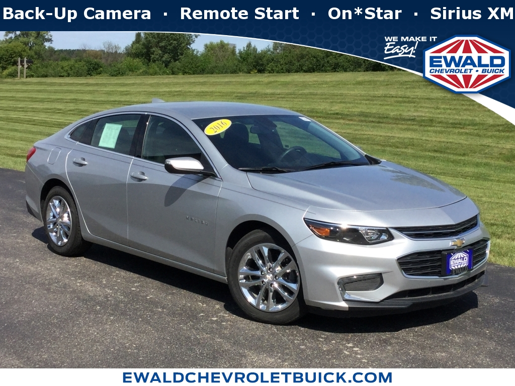 2016 Kia Optima LX, GN4340B, Photo 1