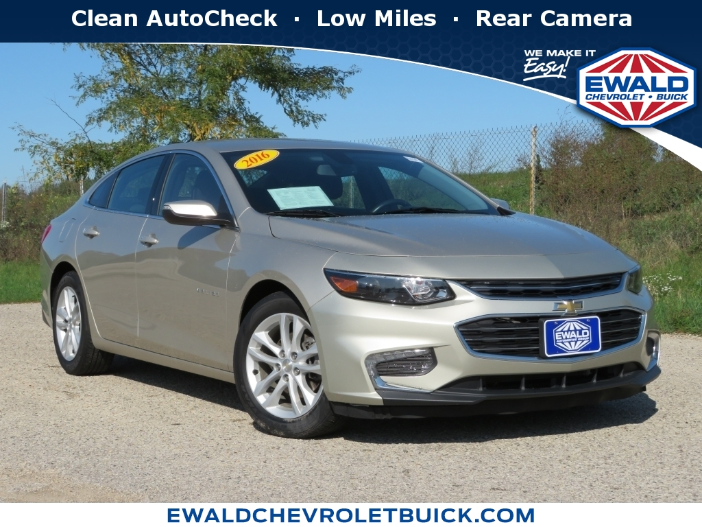 2017 Chevrolet Malibu LT, 19C1042A, Photo 1