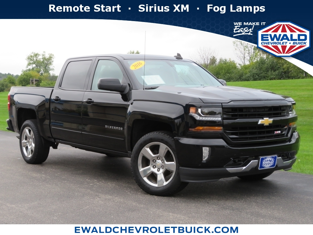 2016 Chevrolet Silverado 1500 LT, GP4513, Photo 1