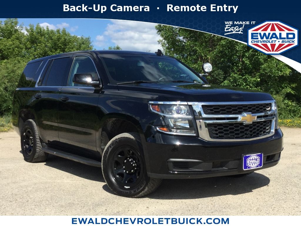 2016 Chevrolet Tahoe LT, GP4227A, Photo 1
