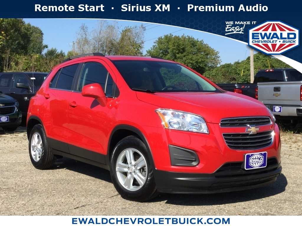 2016 Chevrolet Trax LS, GN4187, Photo 1