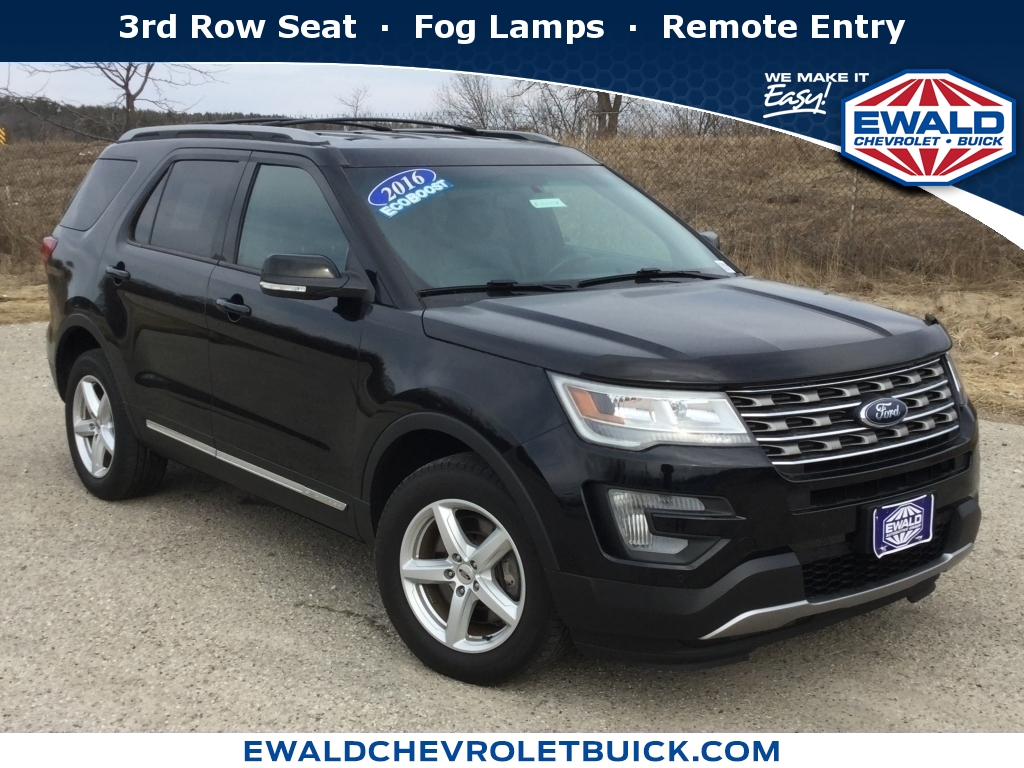 2017 Ford Escape Titanium, GP4466, Photo 1