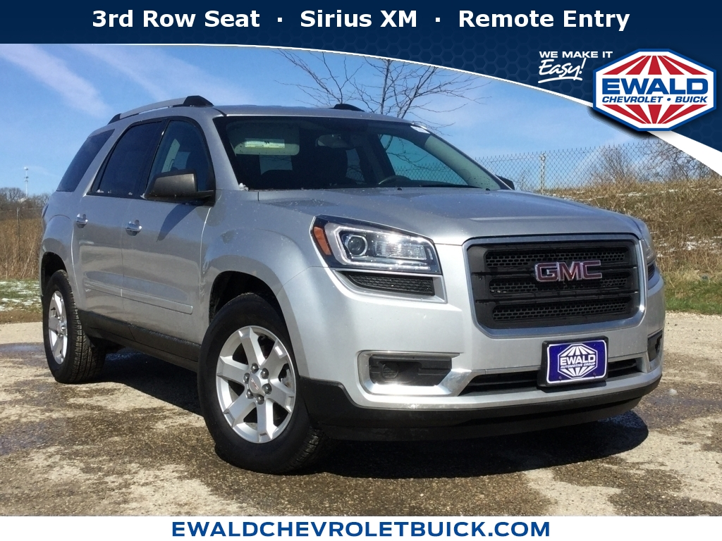 2018 GMC Acadia SLE, GP4469, Photo 1