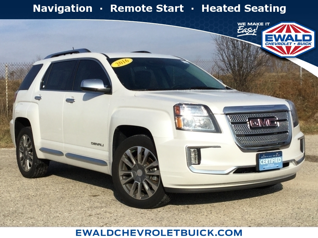2016 GMC Terrain SLE, GN4315, Photo 1