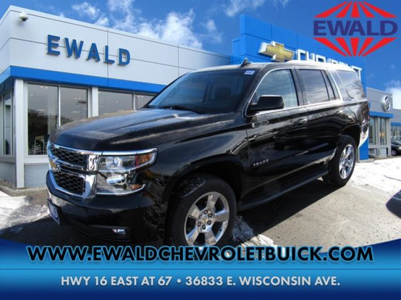 2016 Tahoe For Sale >> The New 2016 Chevy Tahoe For Sale With Ewald Ewald Chevrolet Buick
