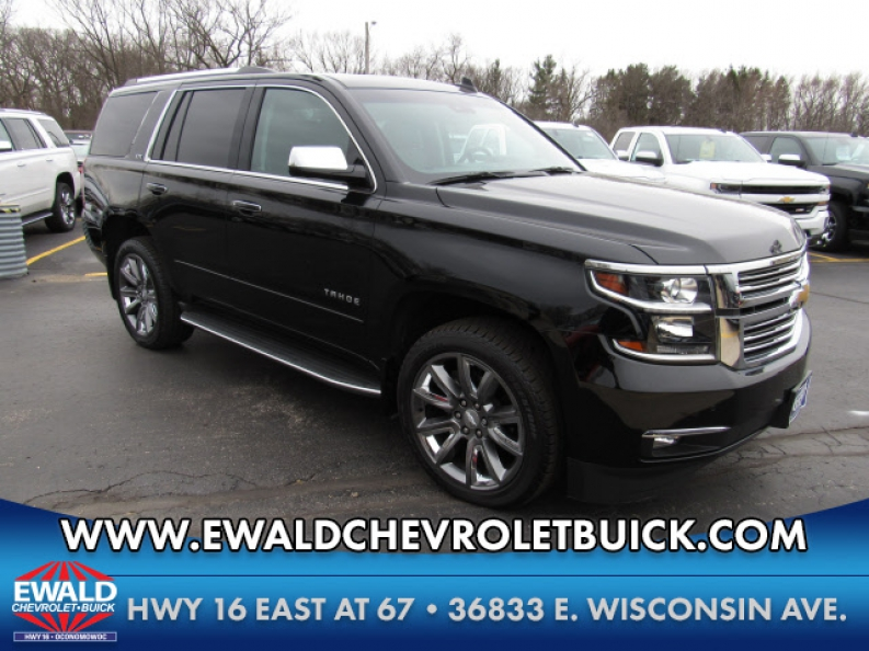 new 2016 chevrolet tahoe ltz for sale ewald chevrolet buick. Black Bedroom Furniture Sets. Home Design Ideas