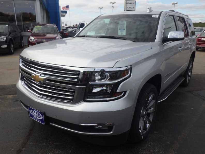 Chevy Tahoe Lease Prices >> New And Used Chevy Tahoes For Sale With Ewald | Ewald Chevrolet & Buick