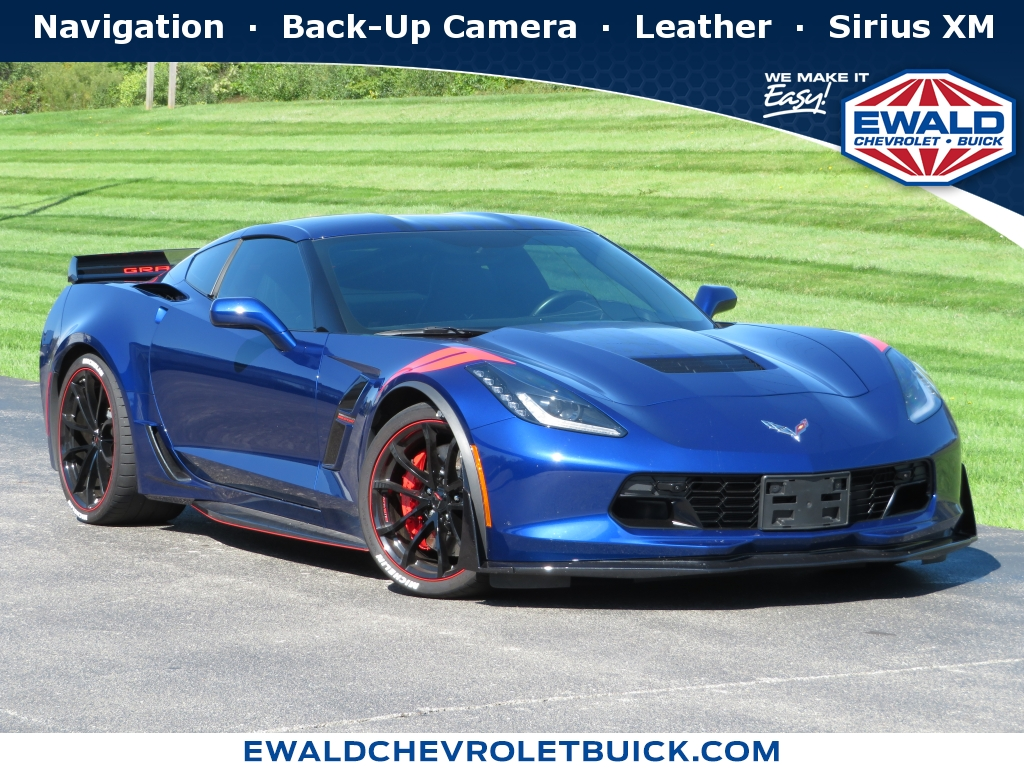 2019 Chevrolet Corvette Grand Sport 3LT, 19C860, Photo 1