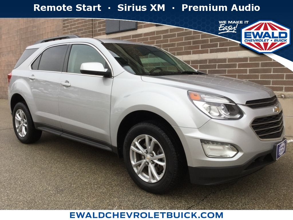 2017 Chevrolet Equinox LT, GP4352, Photo 1