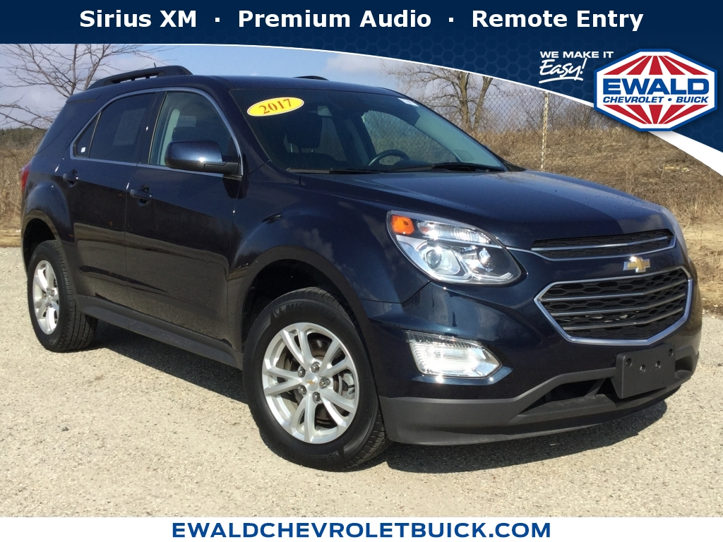 2017 Chevrolet Equinox LT, GN4308, Photo 1