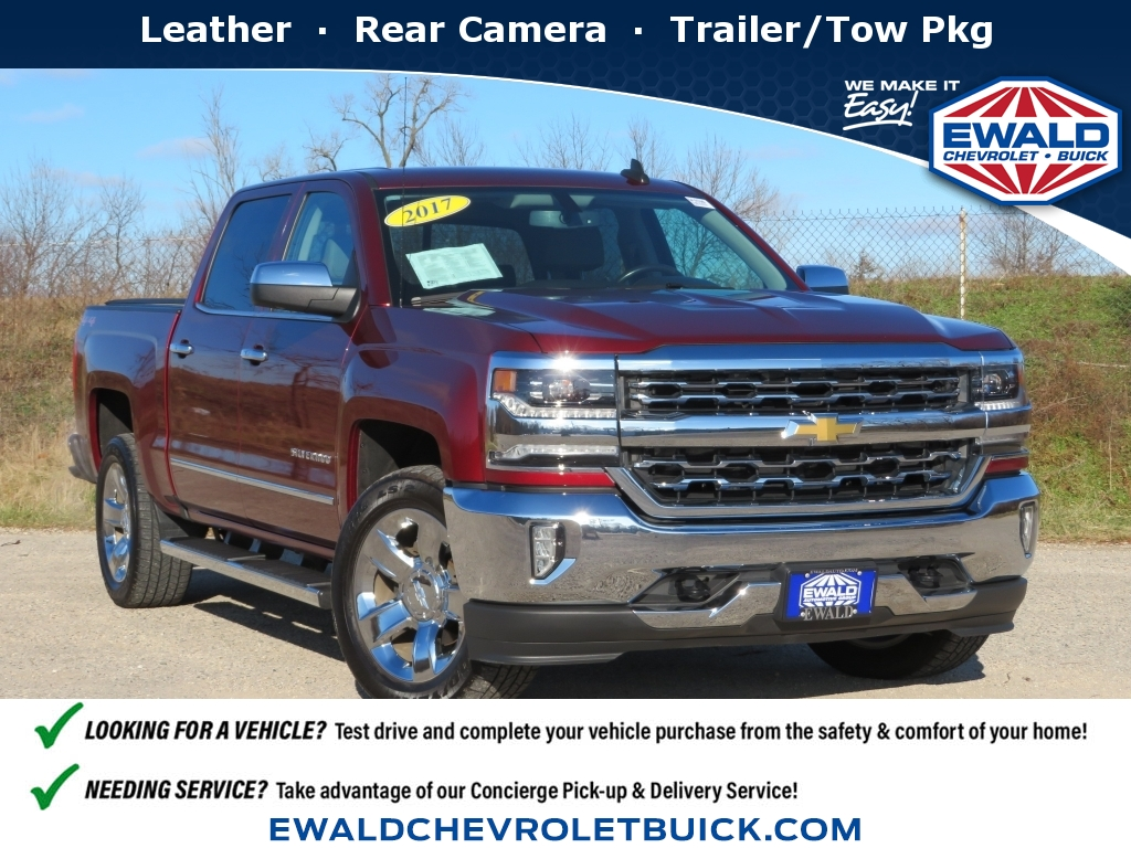 2017 Chevrolet Silverado 3500HD High Country, 20C321A, Photo 1