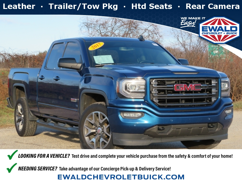 2017 GMC Sierra 1500 SLE, GP4572, Photo 1