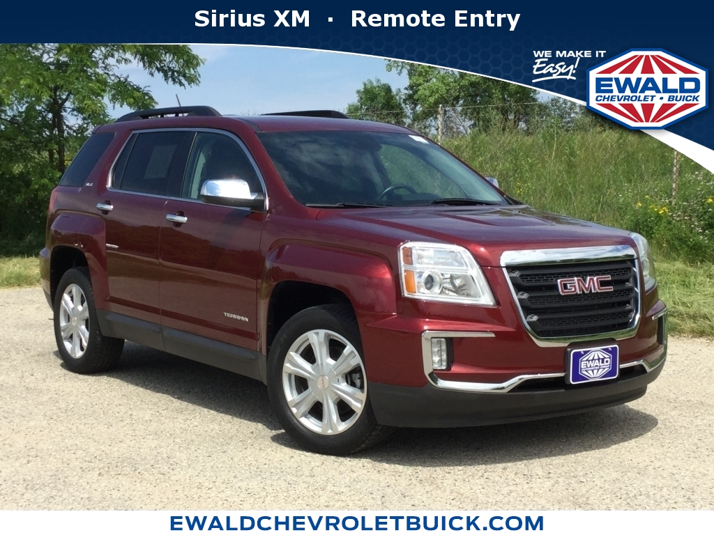 2016 GMC Yukon XL SLT, GP4479, Photo 1