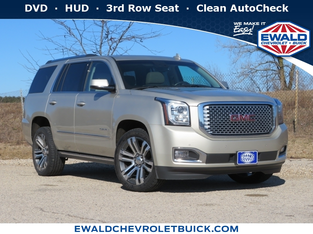 2012 GMC Yukon SLT, 20C638A, Photo 1