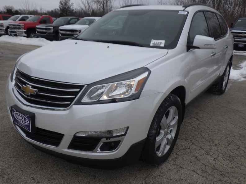 Chevy Dealer Madison Wi >> Check Out A New Chevrolet Traverse For Lease And Sale | Ewald Chevrolet & Buick
