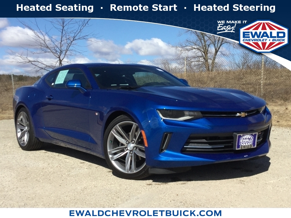 2018 Chevrolet Camaro ZL1, 18C92, Photo 1