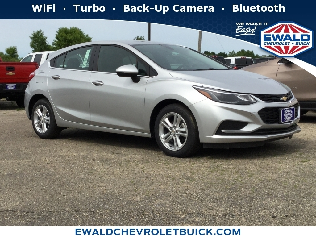 2018 Chevrolet Cruze Hatchback LT, 18C150, Photo 1