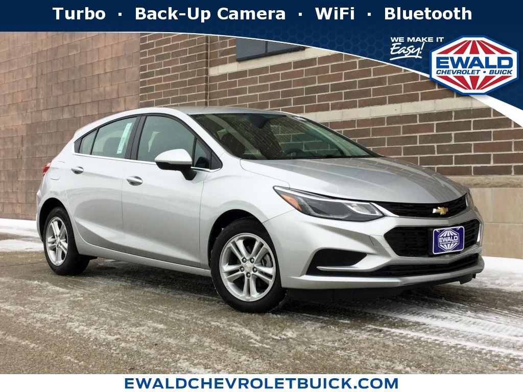 2018 Chevrolet Cruze LT, GP4128, Photo 1