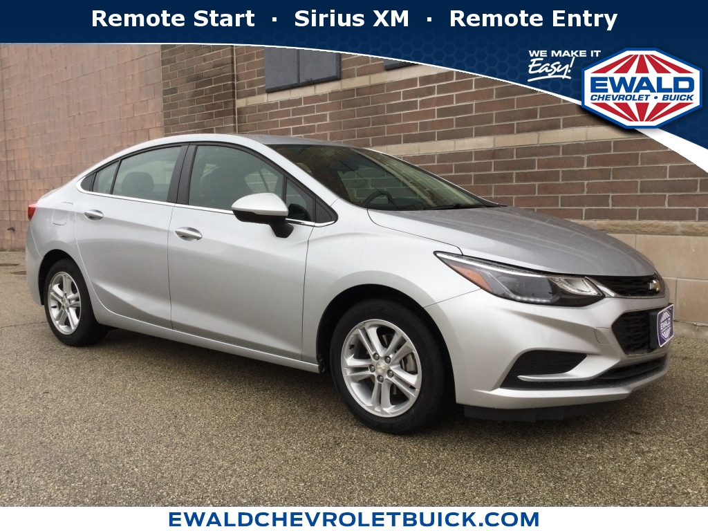 2018 Chevrolet Cruze LT, 18C714, Photo 1