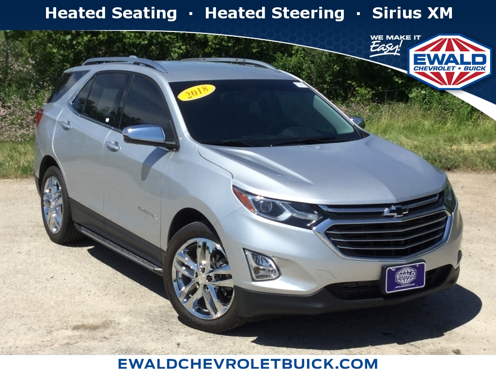 2018 Chevrolet Equinox LT, GP4497, Photo 1