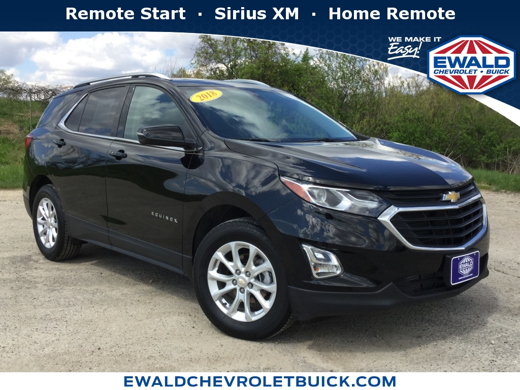 2018 Chevrolet Equinox Premier, GP4109A, Photo 1