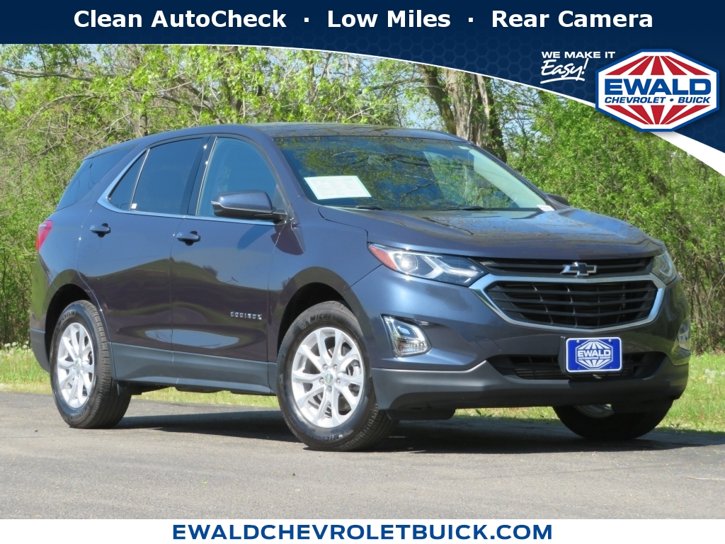 2018 Chevrolet Equinox LT, 20C812A, Photo 1