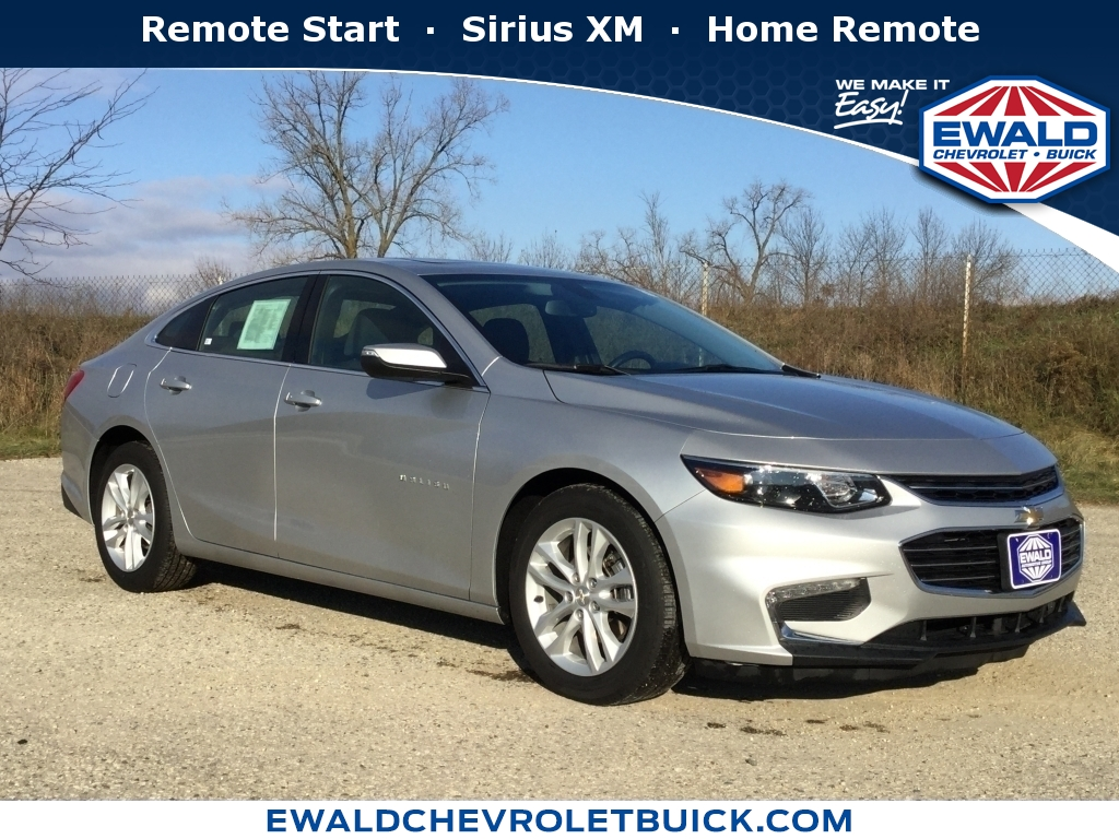 2018 Chevrolet Malibu LT, GNE4247, Photo 1