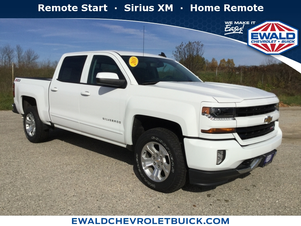 2018 Chevrolet Silverado 1500 LT, 18C1369, Photo 1