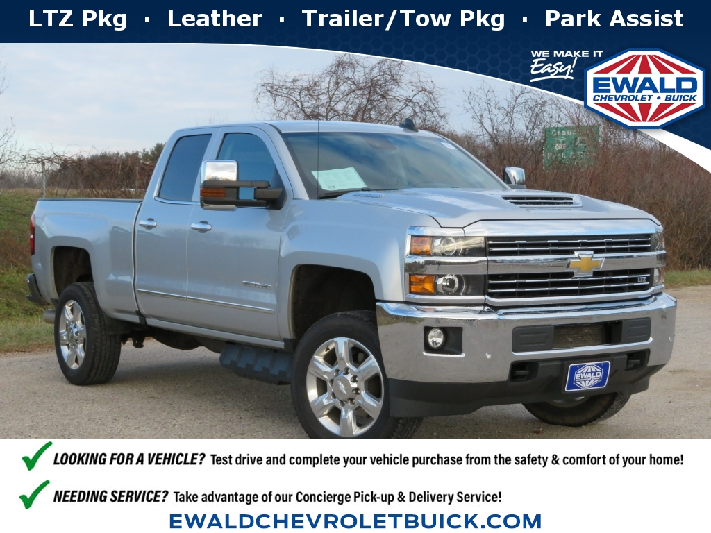 2018 Chevrolet Silverado 1500 LT, 19C1025A, Photo 1