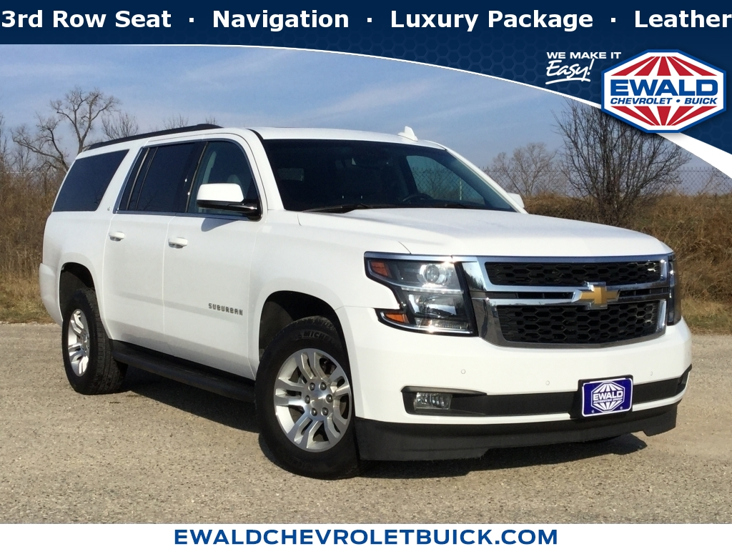 2018 Chevrolet Suburban Premier, GE4184, Photo 1