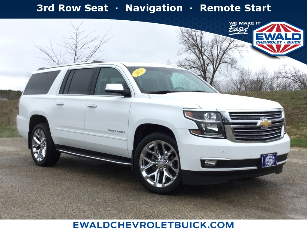 2018 Chevrolet Tahoe Premier, 18C946, Photo 1