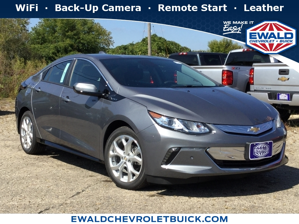 2018 Chevrolet Volt Hatchback LT, 18C1392, Photo 1