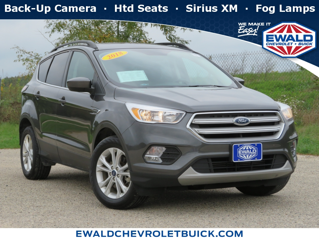2018 Ford Edge Titanium, GP4534, Photo 1