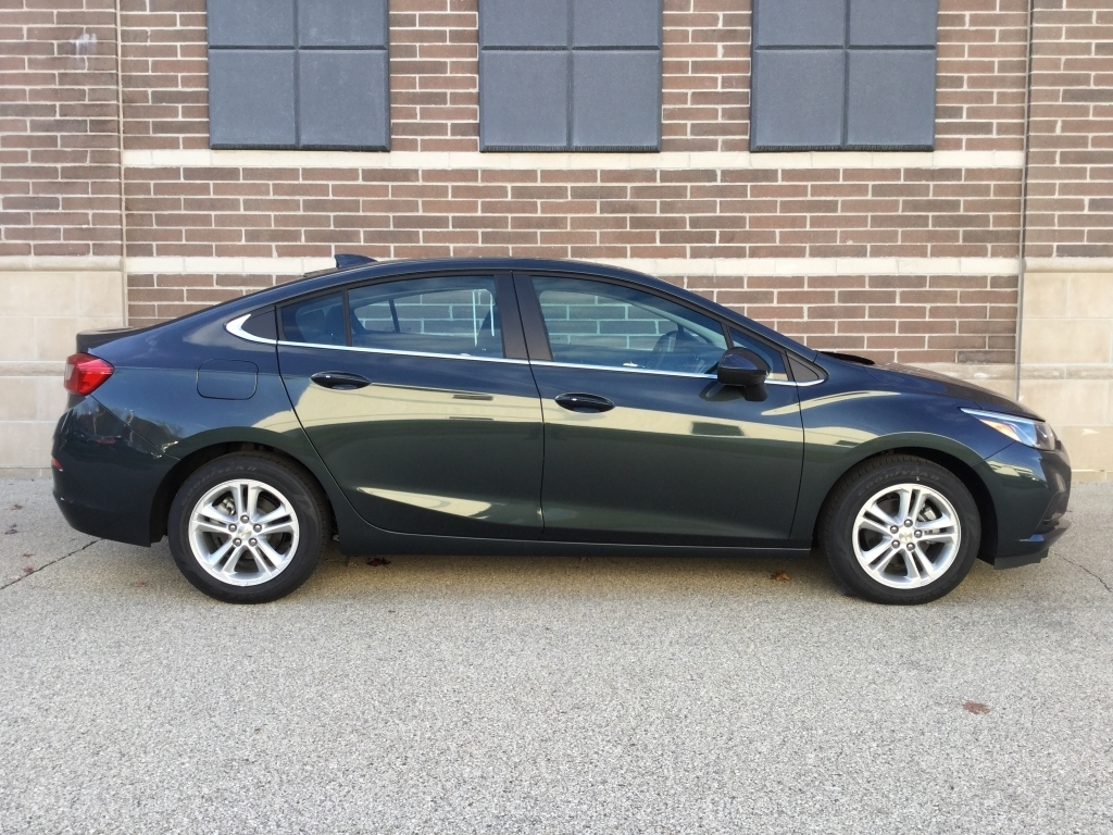 Chevy Cruze Lease >> Chevy Cruze Lease Ewald Chevrolet Buick