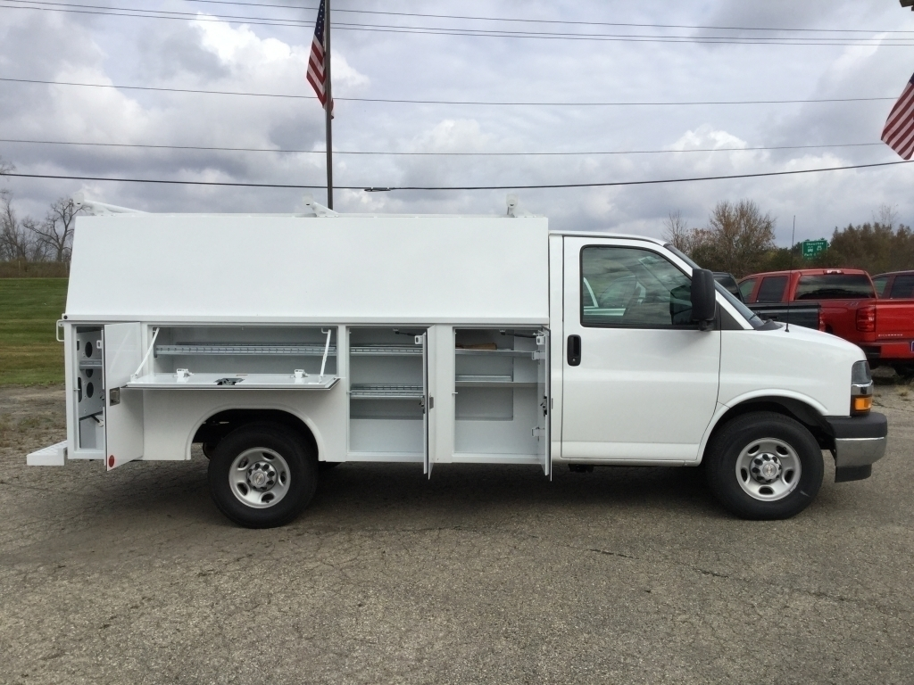 Used Work Vans For Sale Near Me >> Chevy Work Vans Near Milwaukee | Ewald Chevrolet & Buick