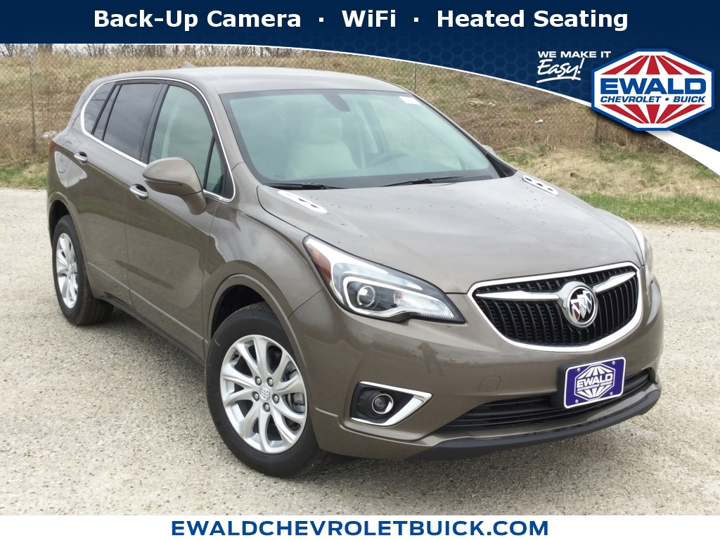 2019 Buick Envision Essence, 19B7, Photo 1