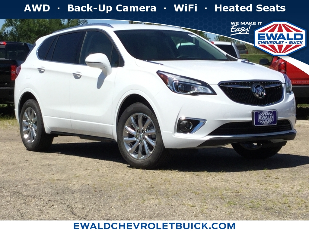 2019 Buick Envision Essence, 19B8, Photo 1